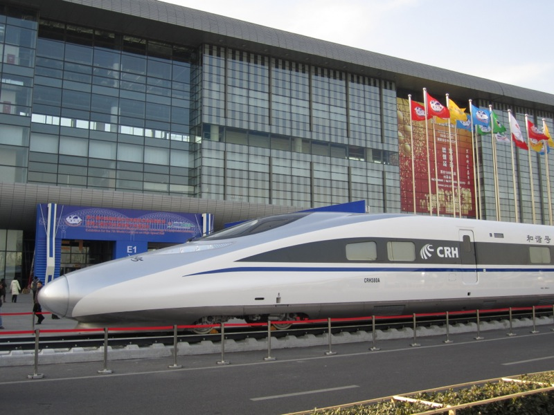 China - HSR in 2011