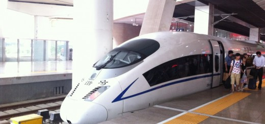 HSR Beijing South