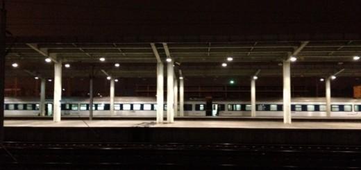 Late Night Z Trains