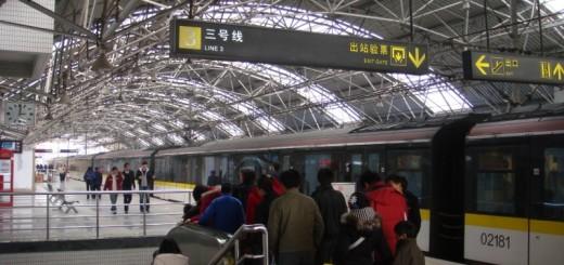 Shanghai Metro Line 3