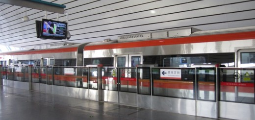 Beijing Subway Fangshan Line