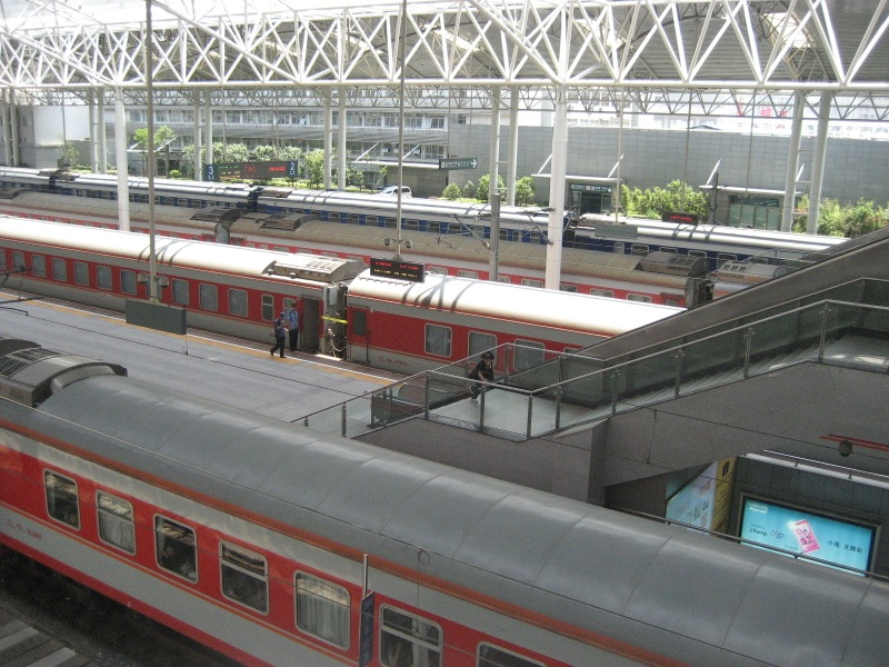 Regular Rail Trains